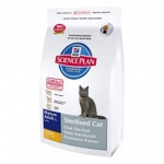 Сухой корм Hill's SP Feline Mature Adult Sterilised Cat Chicken