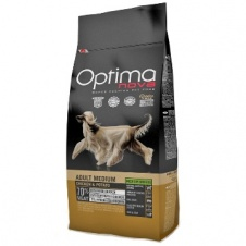 Сухой корм Optimanova Dog Adult Medium Chicken & Potato