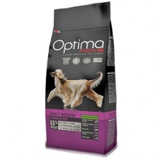 Сухой корм Optimanova Dog Adult Medium Chicken & Rice