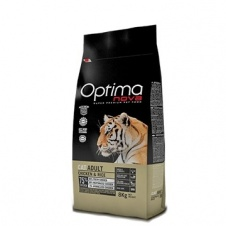 Сухой корм Optimanova Cat Adult Chicken & Rice