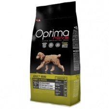 Сухой корм Optimanova Dog Adult Mini Rabbit & Potato