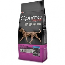 Сухой корм Optimanova Dog Adult Giant Chicken & Rice