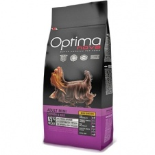 Сухой корм Optimanova Dog Adult Mini Chiken & Rice