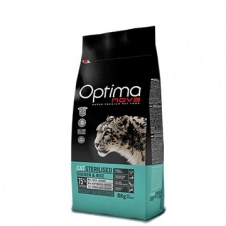 Сухой корм Optimanova Cat Sterilised Chicken & Rice