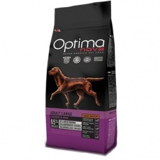 Сухой корм Optimanova Dog Adult Large Chicken & Rice