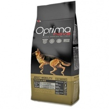 Сухой корм Optimanova Dog Adult Mobility Chicken & Rice