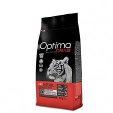 Сухой корм Optimanova Cat Mature Chicken & Rice