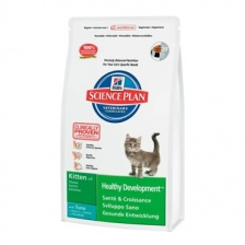 Сухой корм Hill's SP Feline Kitten Healthy Development Tuna