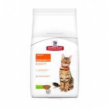Сухой корм Hill's SP Feline Adult Optimal Care Rabbit