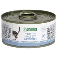 Консервы Nature's Protection Kitten Turkey & Rabbit