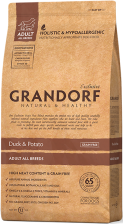 Grandorf Sensitive Care Holistic Duck & Potato All Breeds (Grain Free)