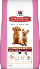 Hill's Science Plan Canine Adult Small&Miniature L&R