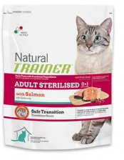 Trainer Natural ADULT STERILISED With Salmon