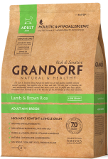 Grandorf Sensitive Care Holistic Lamb & Rice Mini