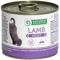 Консервы Nature's Protection Dog Adult Lamb (Ягнёнок)