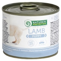Консервы Nature's Protection Puppy Lamb (Ягнёнок)