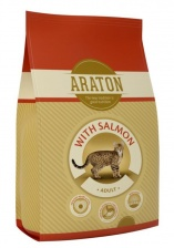 Корм Araton Cat Salmon&Chicken