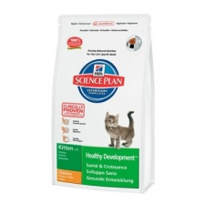 Сухой корм Hill's SP Feline Kitten Healthy Development Chicken