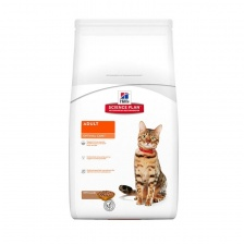 Сухой корм Hill's SP Feline Adult Optimal Care Lamb