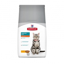 Сухой корм Hill's SP Feline Adult Indoor Cat Chicken