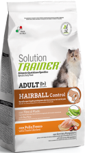 Trainer Solution HAIRBALL With Fresh Chicken