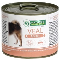 Консервы Nature's Protection Dog Adult Veal (Телятина)