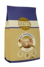 Корм Araton No Hairball Chicken&Beef