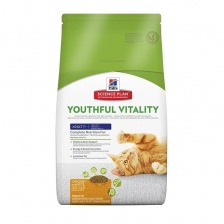 Сухой корм Hill's SP Feline Mature Adult Youthful Vitality Chicken & Rice