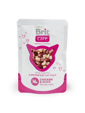 Brit Care Cat Chicken & Duck Pouch